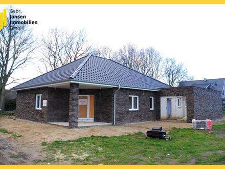 Erstbezug! Neubau-Bungalow mit Garage in Geeste-Osterbrock!