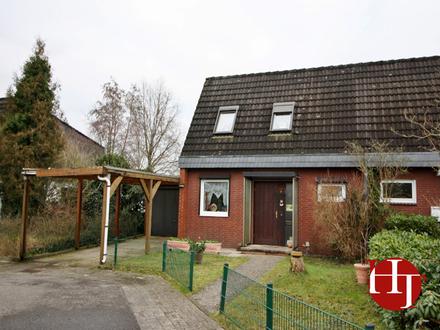 Nette Familie für Doppelhaushälfte mit Garage in Stuhr-Moordeich gesucht!