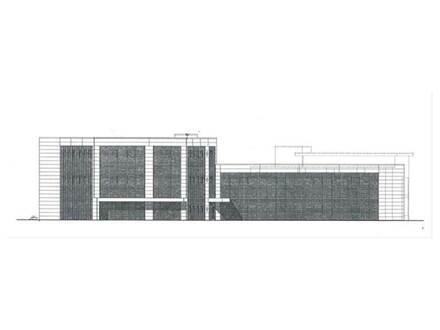 Neubau eines Bürogebäudes mit Verkaufs- und Lagerflächen
