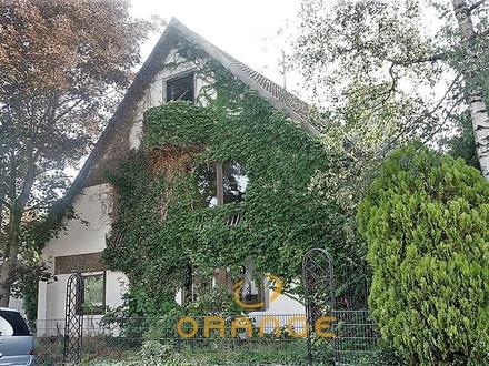 ***Firnhaberau, Architektenvilla mit Potential, in ruhiger Lage***
