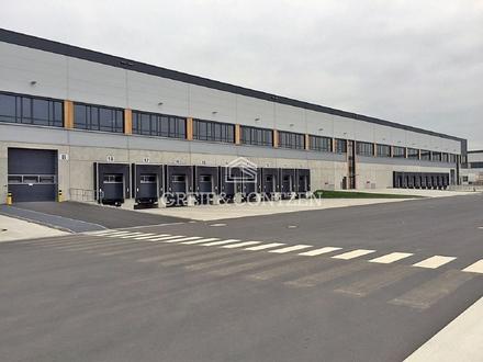 PROVISIONSFREI + + Projektierter Logistikpark unmittelbar an der A3