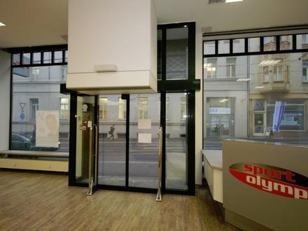 Chance nutzen! 265 qm Verkaufsfläche in der halleschen Altstadt