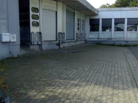 ROSE IMMOBILIEN KG: Lager-/Produktionsflächen mit 4 Rampen!