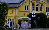 Bramfeld - Einst verkehrte dort der Rhabarberexpress