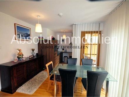 Gemütliches 3-Zimmer-Appartement (54m²) mit Terrasse in Rauris, nah am Skilift. Wellness und Pool.