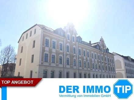 Achtung Schnäppchen in Altchemnitz - 1 Zimmerwohnung mit EBK und Stellplatz