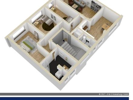Neu - 4 Zi. WE, Balkon, Tageslichtbad, Gäste-WC, Erstbezug nach Sanierung!