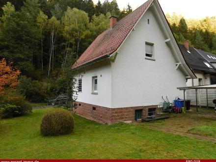 Haus für den Handwerker mit großem Garten gefällig?