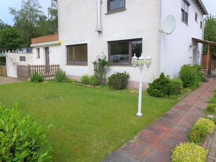 Erbbauwohnung mit Garten am Ortseingang von Oldenburg-Bümmerstede