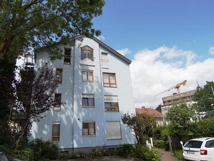 Offenbach: 3-Zimmerwohnung in ruhiger und dennoch zentraler Wohnlage!