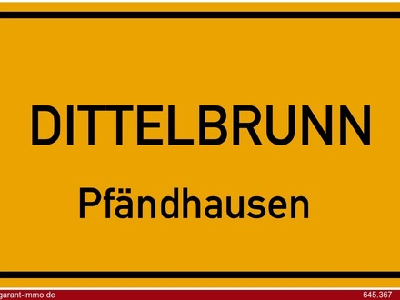 Dreiseitenhof im Landkreis Schweinfurt