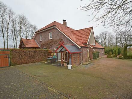 Hier werden Träume wahr! Wohnhaus in ruhiger Lage von Wittmund OT Burhafe