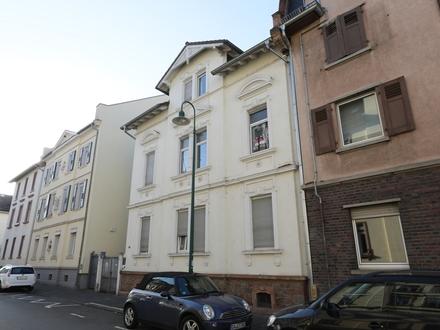 Mehrfamilienhaus mit 5 Wohnungen ( 4 davon möbliert vermietet ) in Darmstadt Martinsviertel