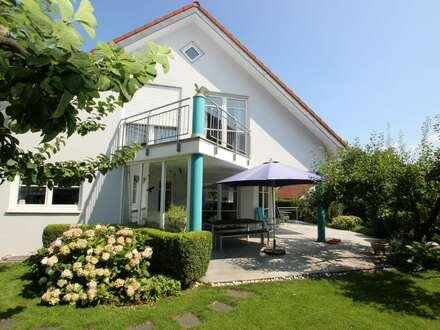 Repräsentatives Einfamilienhaus mit ELW in absolut begehrter Wohnlage in Ulm-Ermingen