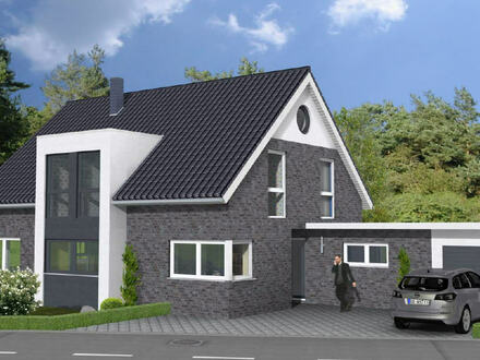 Modernes Neubau-Einfamilienhaus in attraktiver Wohnlage von Nettelstedt!