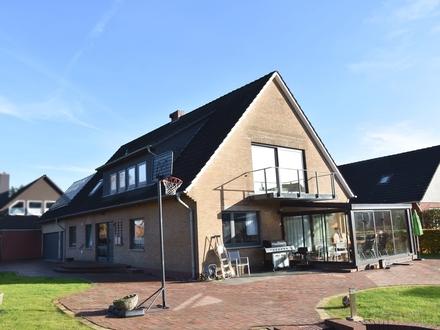 Hatten-Sandkrug: Geräumige und lichtdurchflutete 4-Zimmer-Wohnung mit Sauna! Obj. 5405