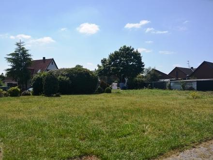 Baugrundstück in beliebter Lage von Oldenburg- Eversten