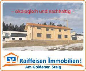 NeubauDHH in biologischer Massivholzbauweise in Waldkirchen/Kapellenfeld