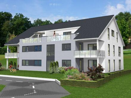 VERKAUFT!!! Moderne Neubauwohnung mit Garten in Bad Oeynhausen-Werste!