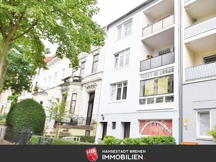 Barkhof / Kapitalanlage: Großzügige 3-Zimmer Wohnung mit 2 Loggien