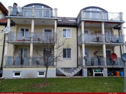 Schongau: Sehr schöne 3 Zimmer-Wohnung in toller Lage!