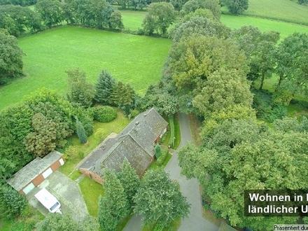 Ostfriesisches Landhaus in herrlicher, naturnaher Umgebung!