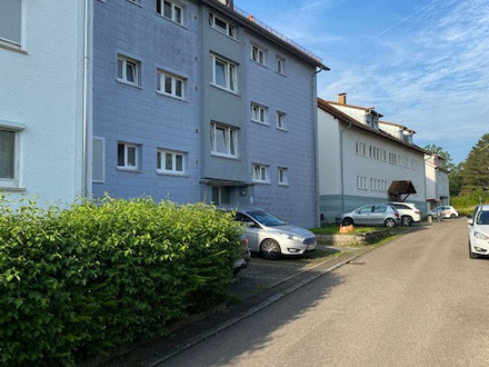 Schöne 3-Zimmerwohnung nahe Zentrum von Aalen
