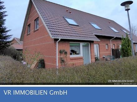 Moderne Doppelhaushälfte im grünen Stadtgürtel von Schwerin - Krebsförden