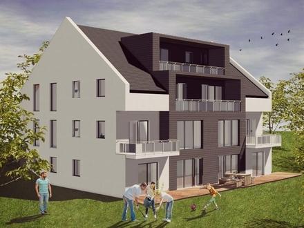Großzügige Neubau-Penthousewohnung - PROVISIONSFREI -