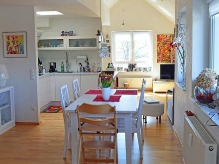 Modernisierte 2 Zimmer-Wohnung mit Loftcharakter in Friedberg
