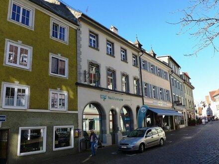 Sanierte 2,5-Zi-Altbauwohnung mit ganz besonderem Charme im Zentrum von Leutkirch!
