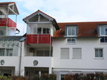 Ruhige City-Lage, gepflegte 2,5 Zimmer-Wohnung mit Westbalkon