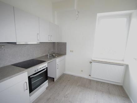 Sanierte 2-Zimmer-Wohnung mit neuwertiger Einbauküche und Gartennutzung - Rödental