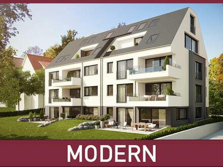 Repräsentativ: Dachgeschoss-Maisonette-Wohnung in Stuttgart-Zuffenhausen