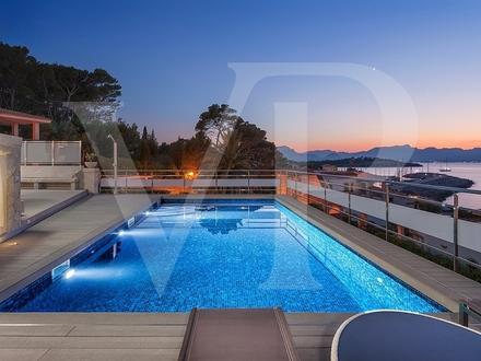 Moderne Villa mit beeindruckendem Meerblicke in Bon Aire, Alcudia