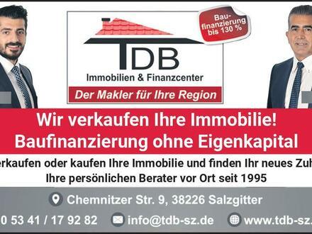 Praxis mit 3 Wohnungen (voll vermietet) in SZ-Lebenstedt!