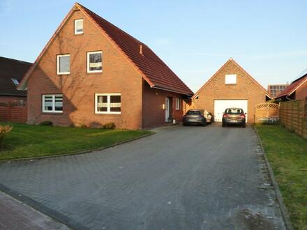 Großzügiges Einfamilienhaus in ruhiger Sackgassenlage von Osteel