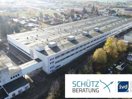 über 11.000 m² Hallenflächen kurzfristig verfügbar!