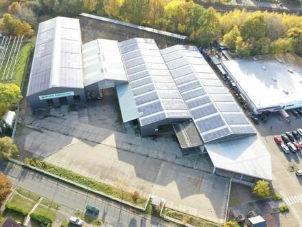 Lager-/Gewerbehallen zu vermieten - ab 50m²
