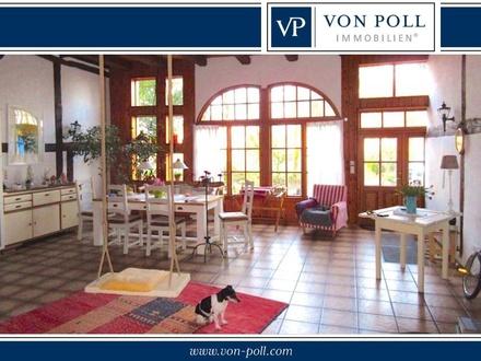 Bauökologisch saniertes Landhaus in stilvollem Ambiente