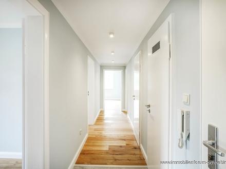 !!!Ihr neues Zuhause!!! Chice und Top sanierte Wohnung mit Loggia und Blick ins Grüne/Aubing