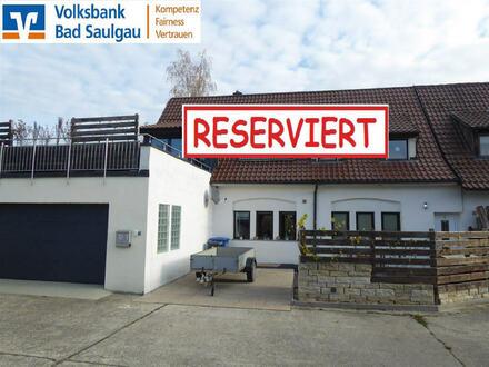 +++ Doppelhaushälfte im Zentrum von Ostrach+++
