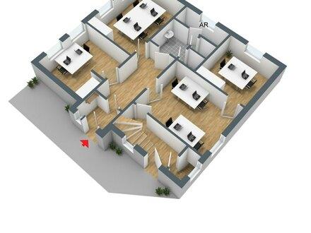 Kleine Kapitalanlage (ca. 4% Rendite) im Stadtteil Eversten mit langfristigem Mietvertrag