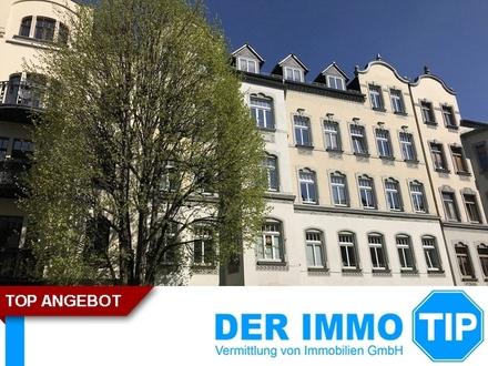 Lichtdurchflutete 2 Zimmerwohnung mit NEUER EBK und Wintergarten ++ Kaßberg
