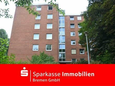 Sonnendurchflutete Wohnung für die kleine Familie in beliebter Lage von Bremen-Huchting