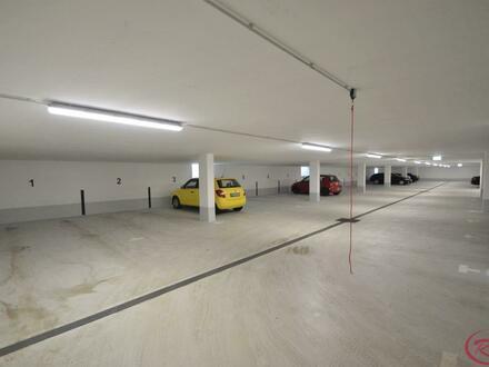 Tiefgaragenstellplatz in Neubau-Wohnanlage!