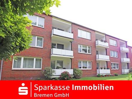Eigentumswohnung mit zwei Zimmern und einem Pkw-Stellplatz in Sahlenburg - Cuxhaven