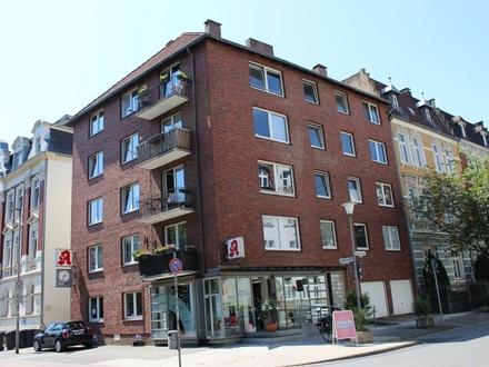Kreuzviertel - Sanierte 2 Zi. mit Balkon
