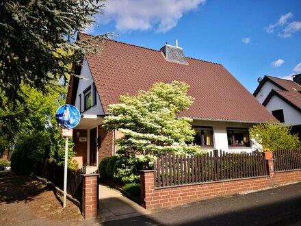 Tolles Einfamilienhaus Nähe der Oeynhausener Schweiz