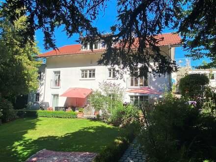 Sie stellen Ansprüche, wir bieten Außergewöhnliches - wunderschöne Villa am Haidenhof